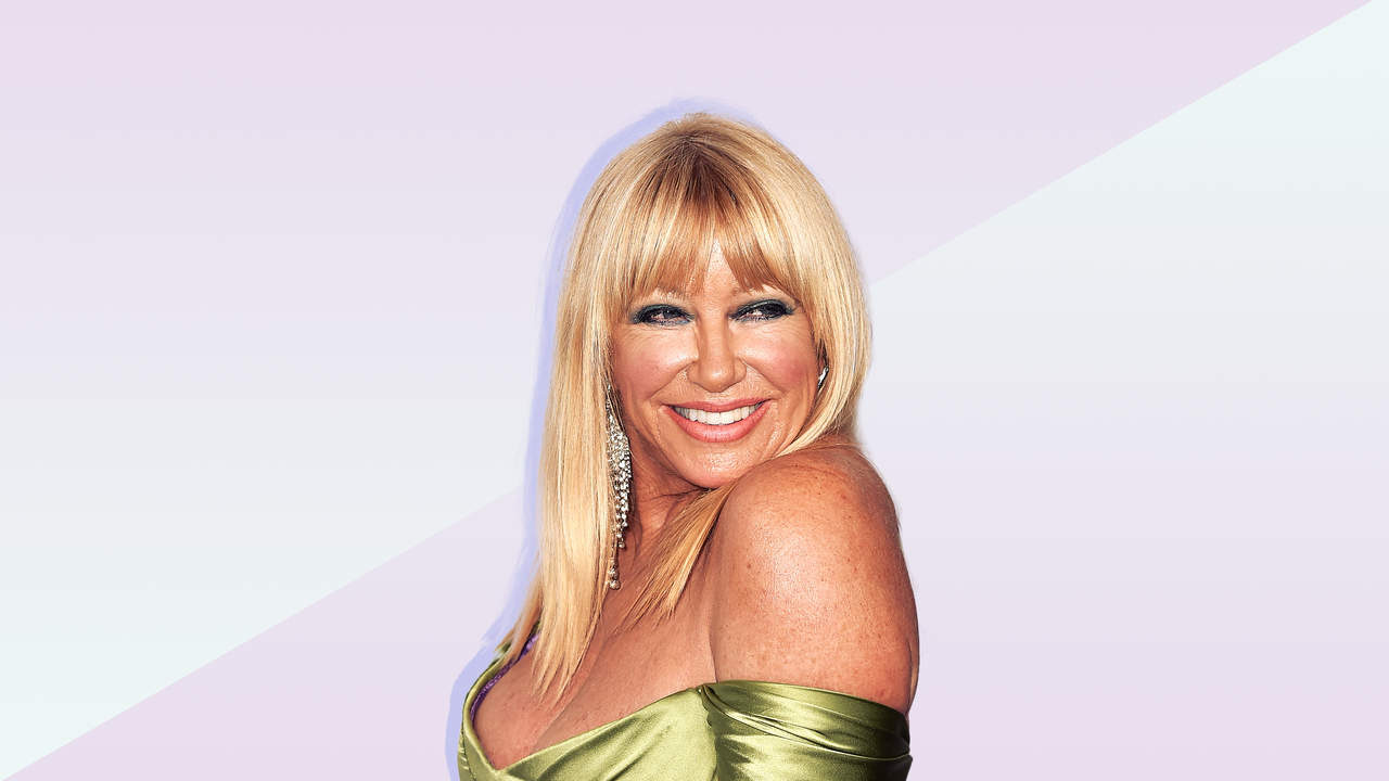 Suzanne Somers Gets Heaps of Praise for Topless Birthday Pic